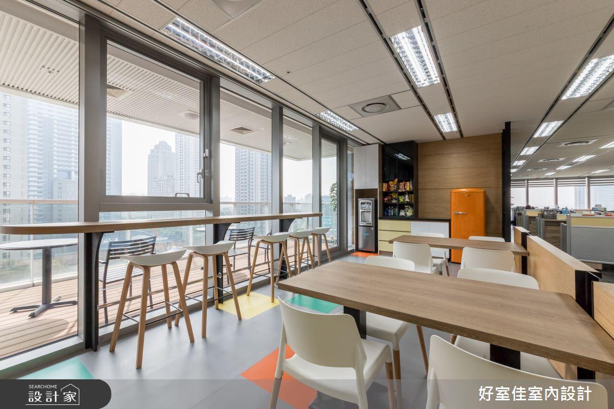 101坪新成屋(5年以下)_現代風商業空間案例圖片_好室佳室內設計_好室佳_活力感美學辦公室之15