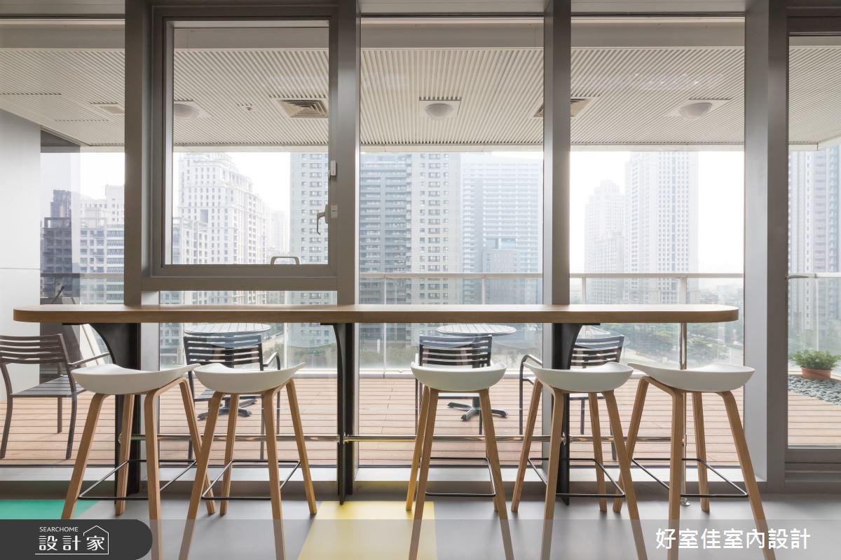101坪新成屋(5年以下)_現代風商業空間案例圖片_好室佳室內設計_好室佳_活力感美學辦公室之17
