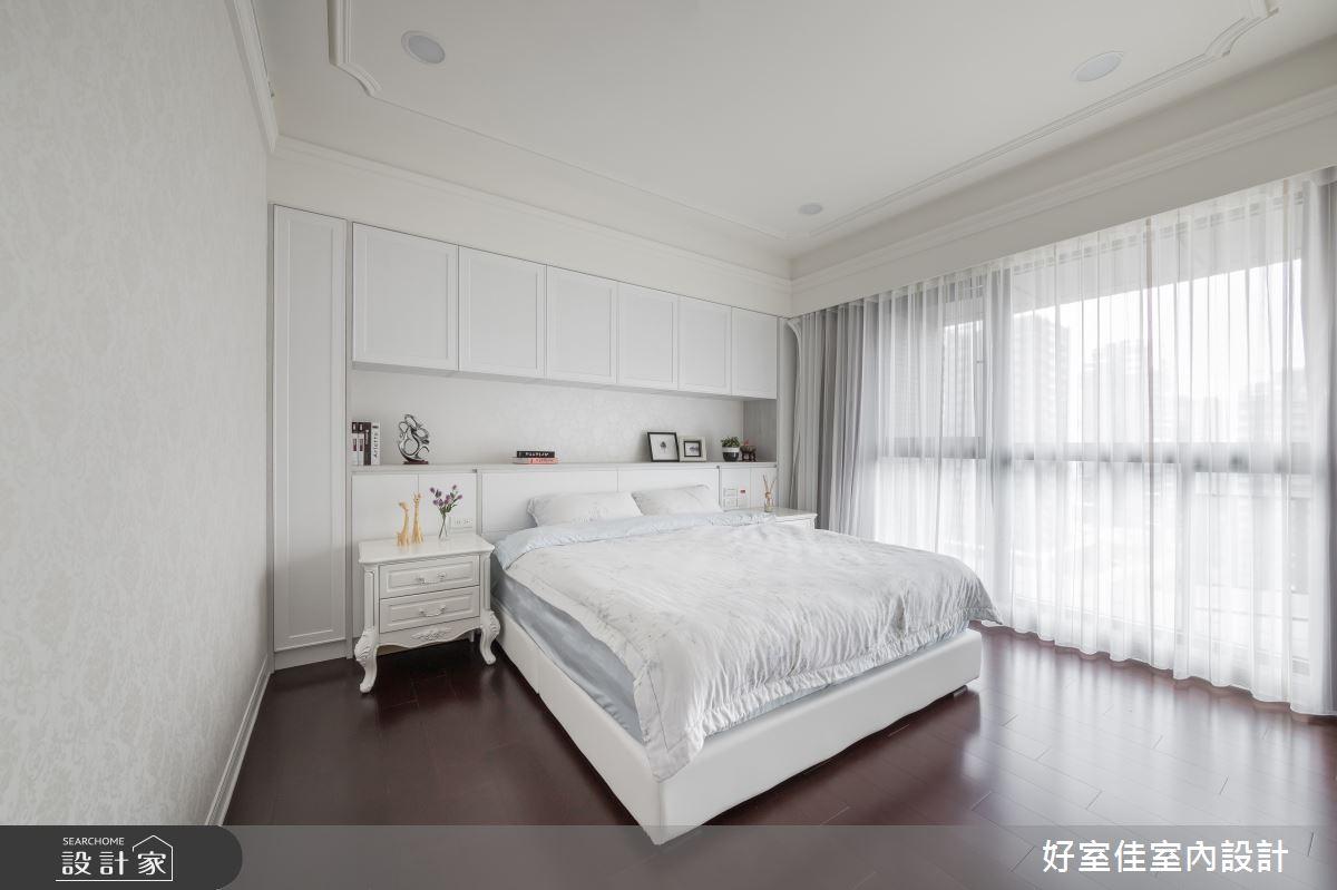 50坪新成屋(5年以下)_現代風臥室案例圖片_好室佳室內設計_好室佳_甜入你心的優雅美學之7