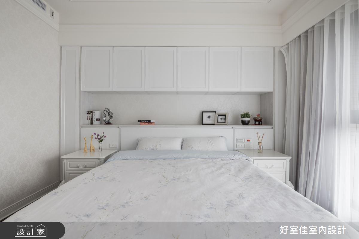 50坪新成屋(5年以下)_現代風臥室案例圖片_好室佳室內設計_好室佳_甜入你心的優雅美學之9
