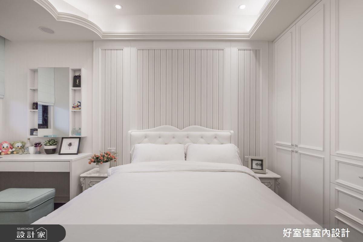 50坪新成屋(5年以下)_現代風臥室案例圖片_好室佳室內設計_好室佳_甜入你心的優雅美學之11