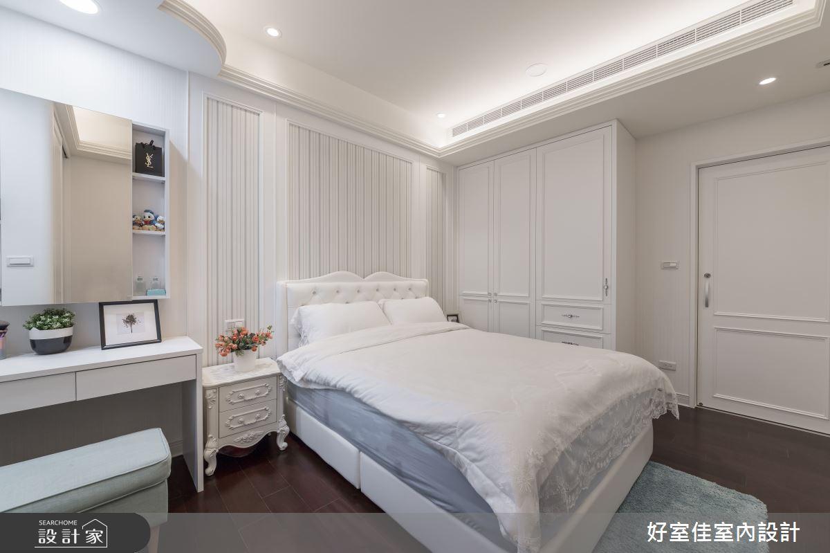 50坪新成屋(5年以下)_現代風臥室案例圖片_好室佳室內設計_好室佳_甜入你心的優雅美學之12