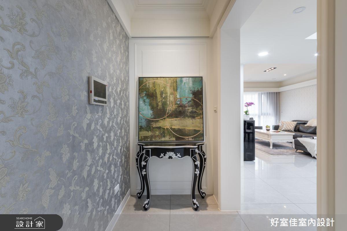 50坪新成屋(5年以下)_現代風走廊案例圖片_好室佳室內設計_好室佳_甜入你心的優雅美學之16