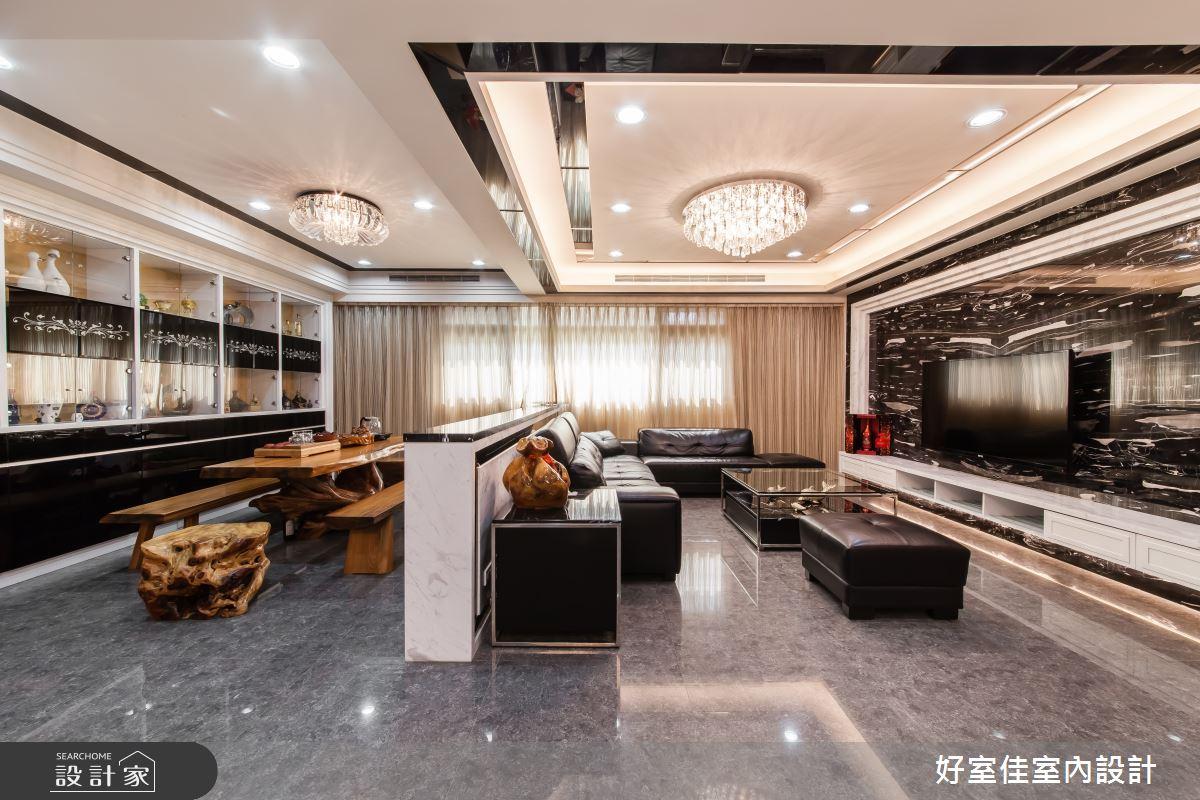 85坪新成屋(5年以下)_新古典案例圖片_好室佳室內設計_好室佳_金碧奢華 古典好宅之2