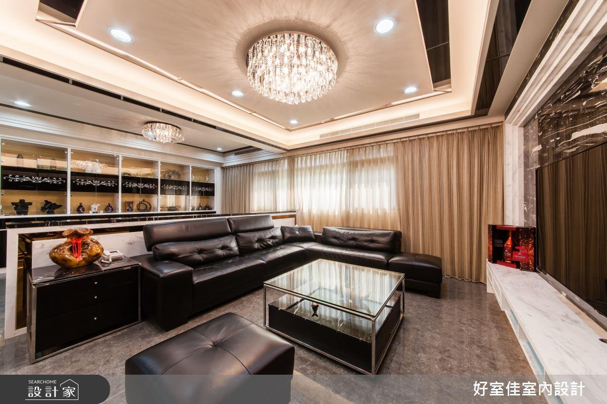 85坪新成屋(5年以下)_新古典案例圖片_好室佳室內設計_好室佳_金碧奢華 古典好宅之3