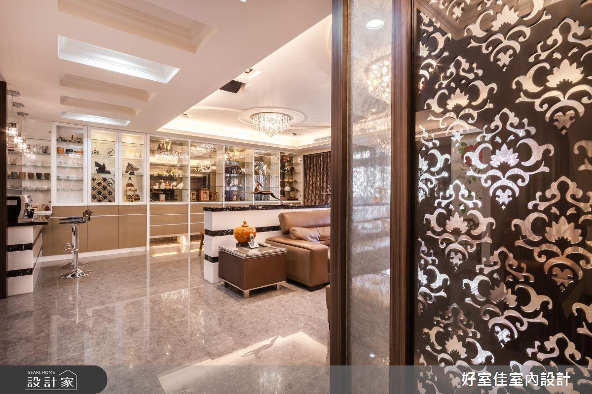 85坪新成屋(5年以下)_新古典案例圖片_好室佳室內設計_好室佳_金碧奢華感巧思美宅之9