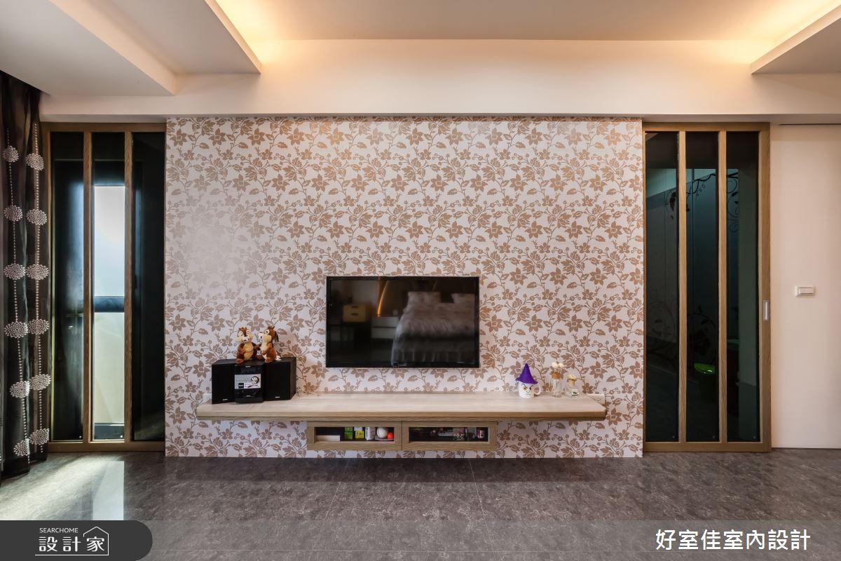 85坪新成屋(5年以下)_新古典臥室案例圖片_好室佳室內設計_好室佳_金碧奢華感巧思美宅之14