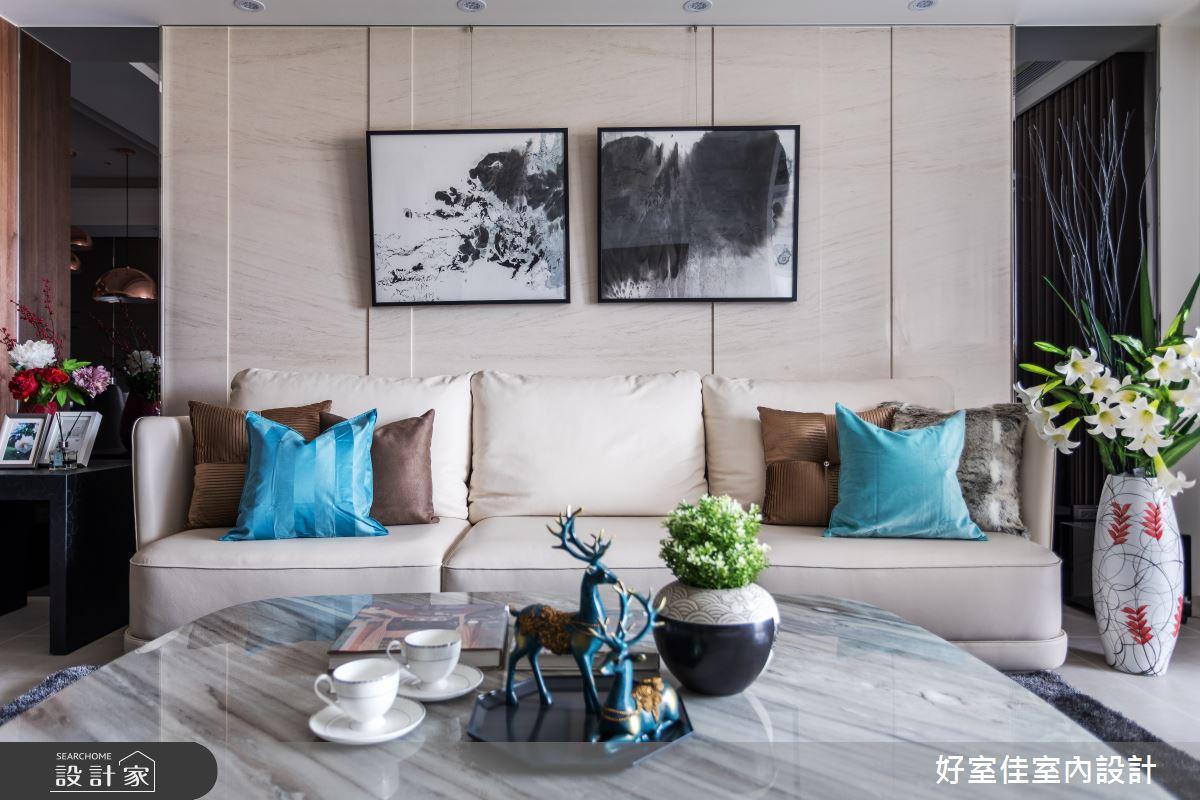 46坪新成屋(5年以下)_現代風案例圖片_好室佳室內設計_好室佳_譜出我的時尚協奏曲之3