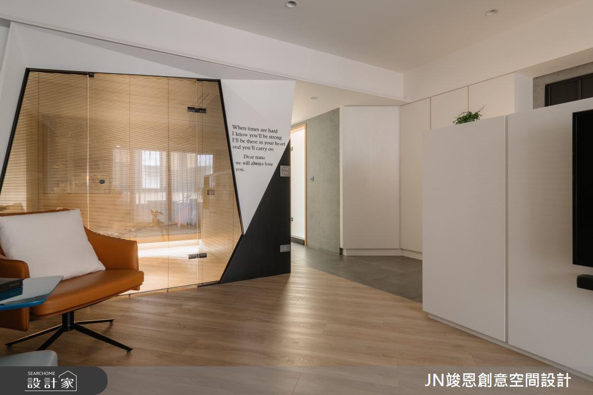 29坪老屋(16~30年)_現代風案例圖片_JN竣恩創意空間設計_竣恩_16_林宅之3