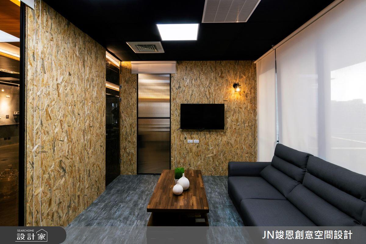 45坪_工業風商業空間案例圖片_JN竣恩創意空間設計_竣恩_11_乾坤之5