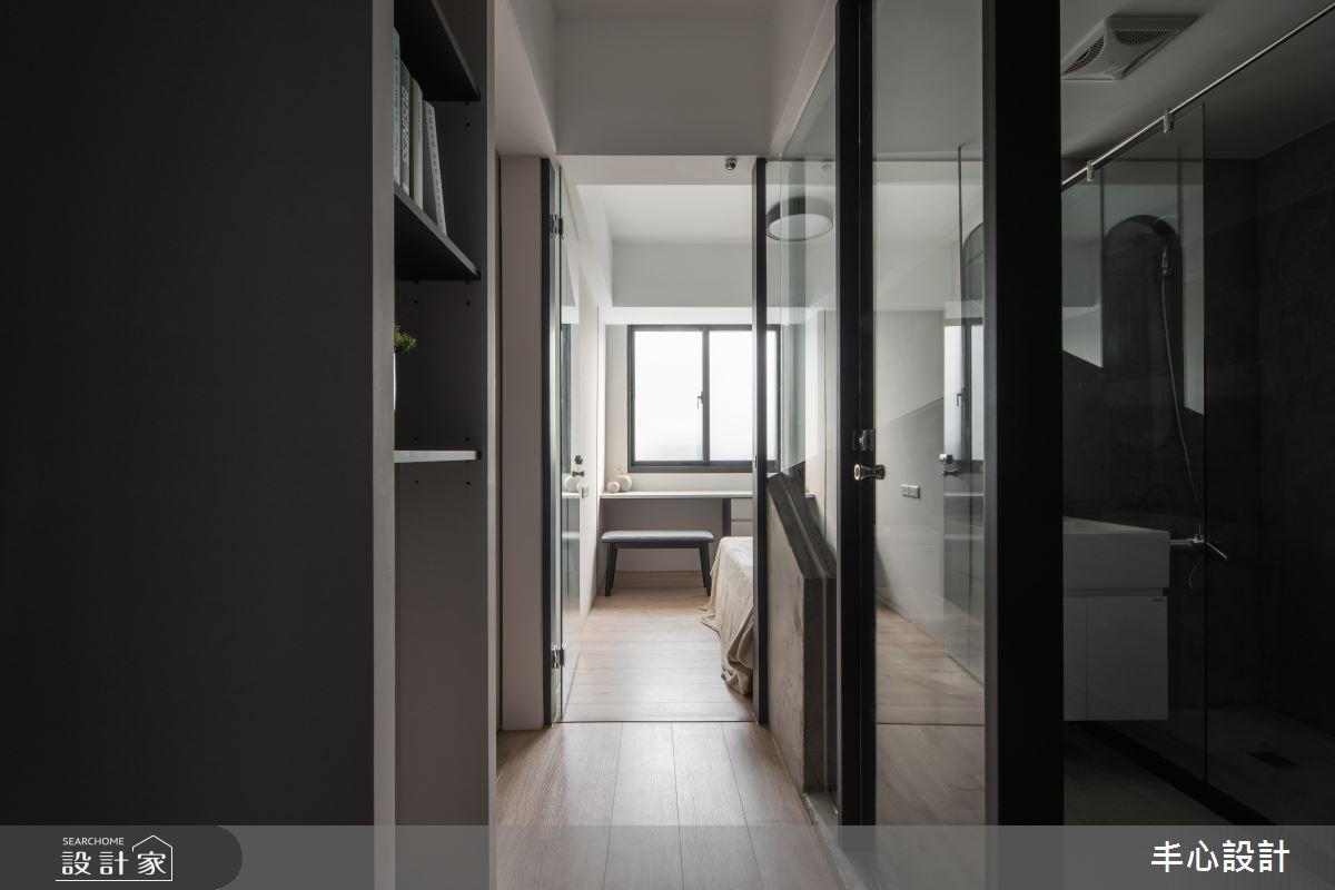 10坪老屋(31~40年)_現代風案例圖片_丰心設計_丰心_引光入室之3
