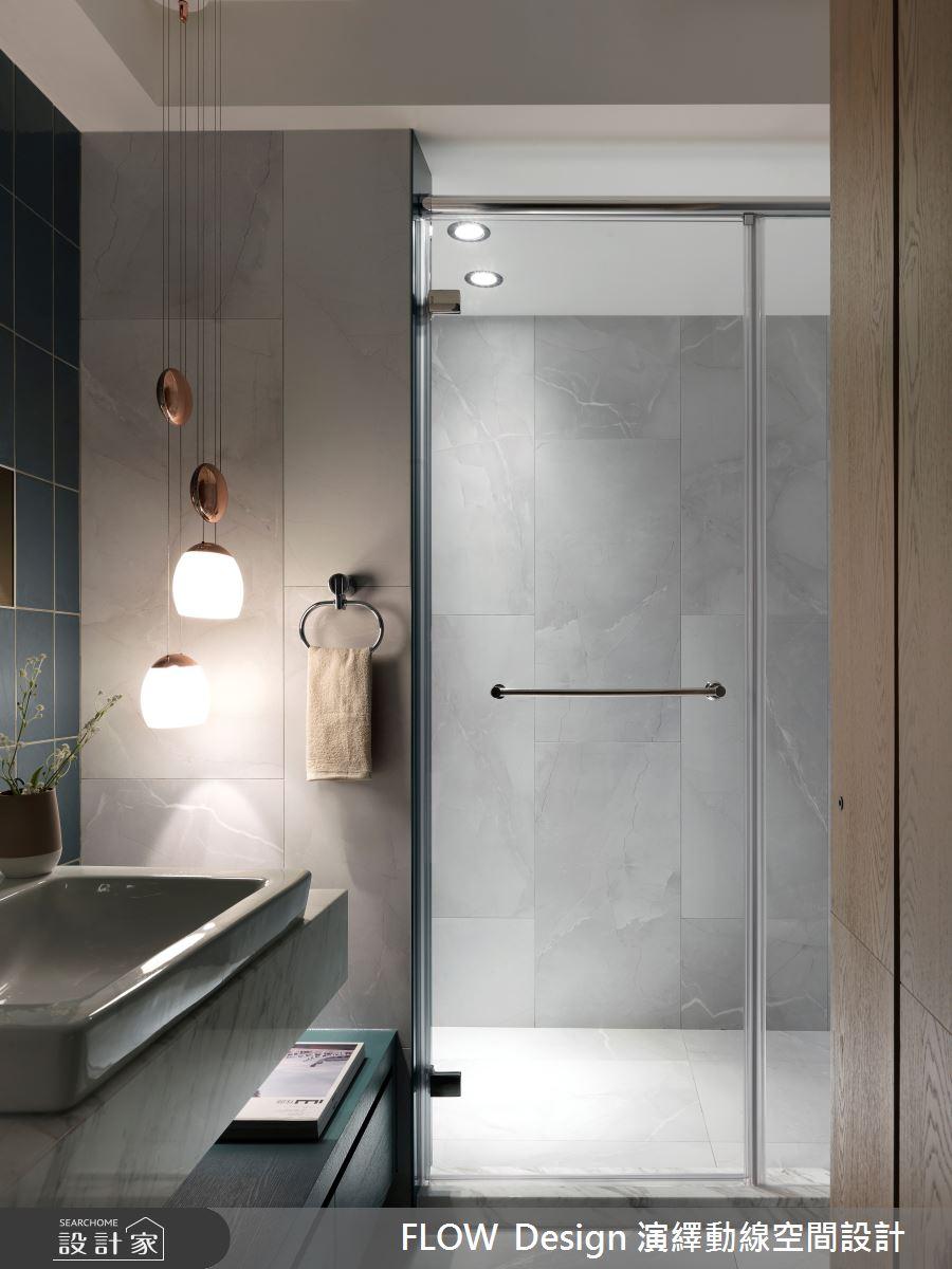 54坪老屋(16~30年)_現代風浴室案例圖片_演繹動線設計公司_演繹動線_15之1