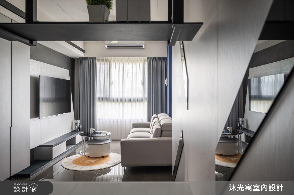 18坪新成屋(5年以下)_現代風案例圖片_沐光寓室內設計_沐光寓_06之6
