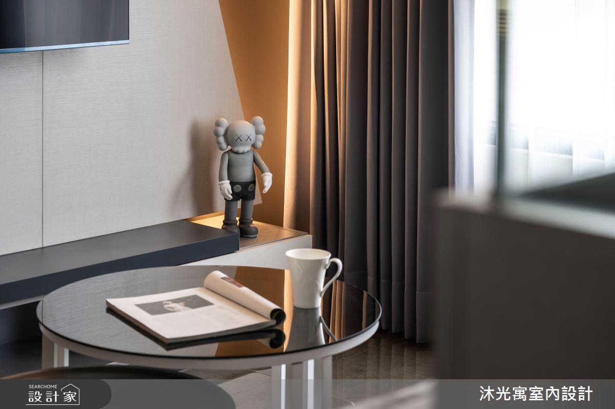 18坪新成屋(5年以下)_現代風案例圖片_沐光寓室內設計_沐光寓_06之15