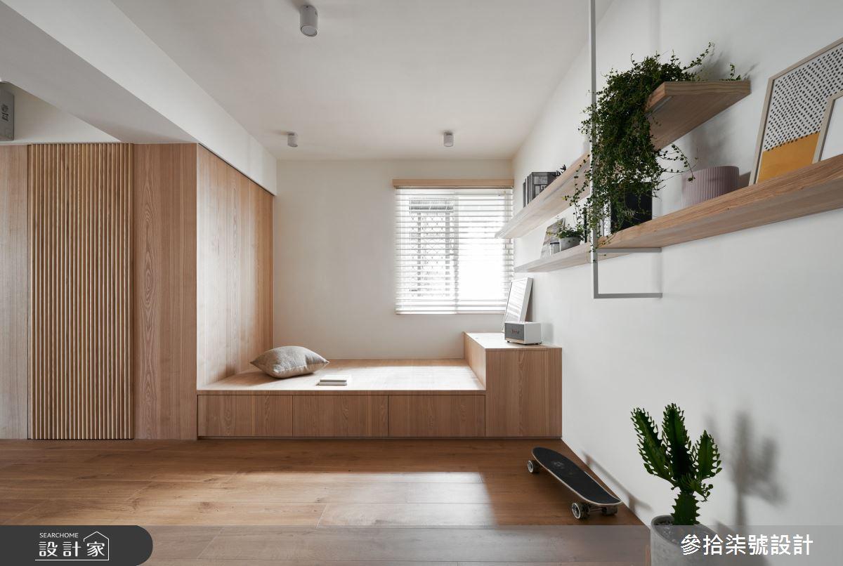 28坪老屋(31~40年)_北歐風和室案例圖片_參拾柒號設計_參拾柒號_04之15