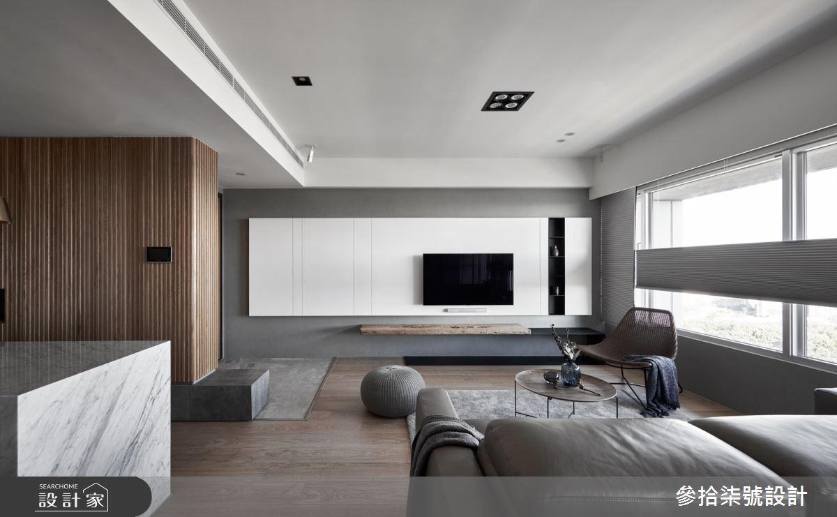 30坪新成屋(5年以下)_北歐風客廳案例圖片_參拾柒號設計_參拾柒號_06之3