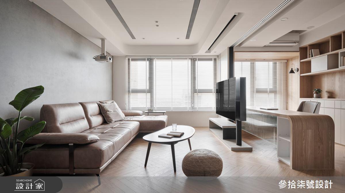 30坪新成屋(5年以下)_美式風案例圖片_參拾柒號設計_參拾柒號_13之4