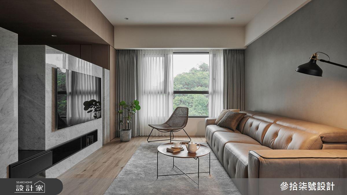 30坪新成屋(5年以下)_現代風案例圖片_參拾柒號設計_參拾柒號_14之3