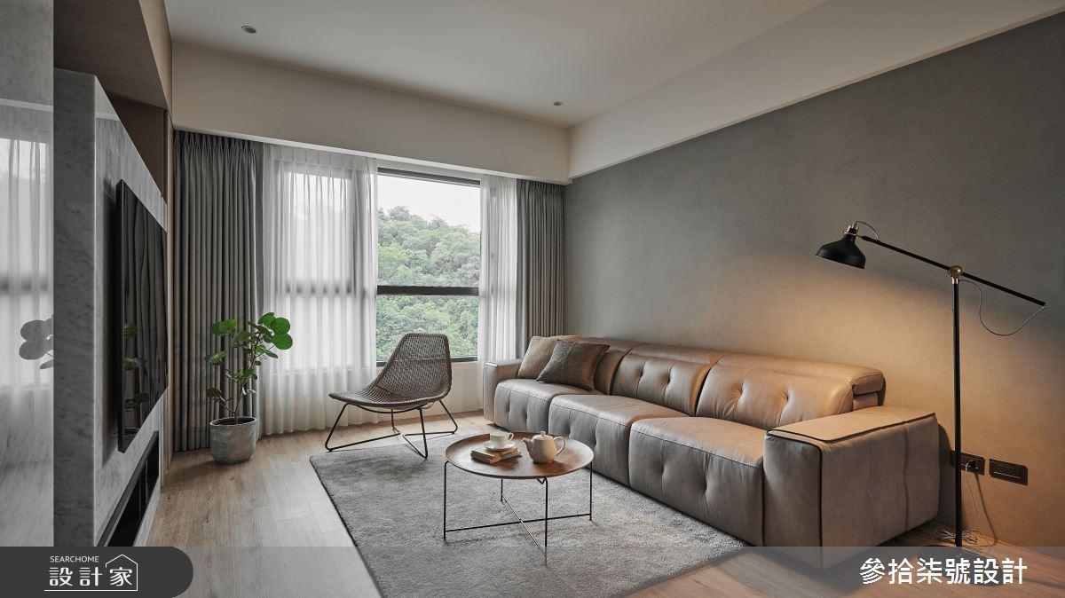 30坪新成屋(5年以下)_現代風案例圖片_參拾柒號設計_參拾柒號_14之4