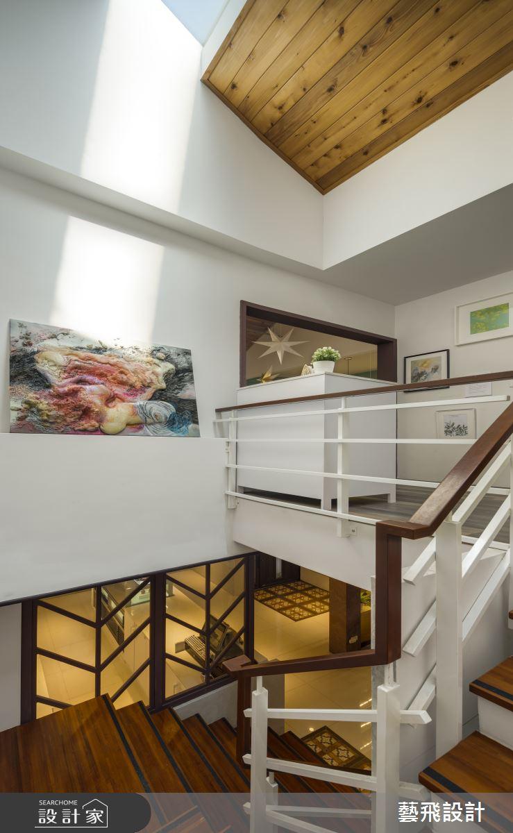50坪老屋(16~30年)_混搭風商業空間案例圖片_藝飛室內設計有限公司_藝飛_01之10