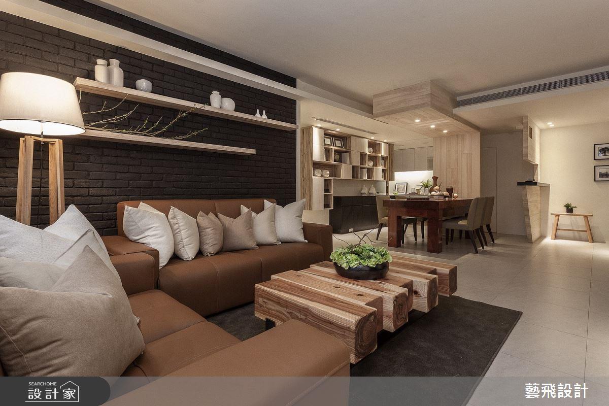 54坪老屋(16~30年)_現代風案例圖片_藝飛室內設計有限公司_藝飛_04之3