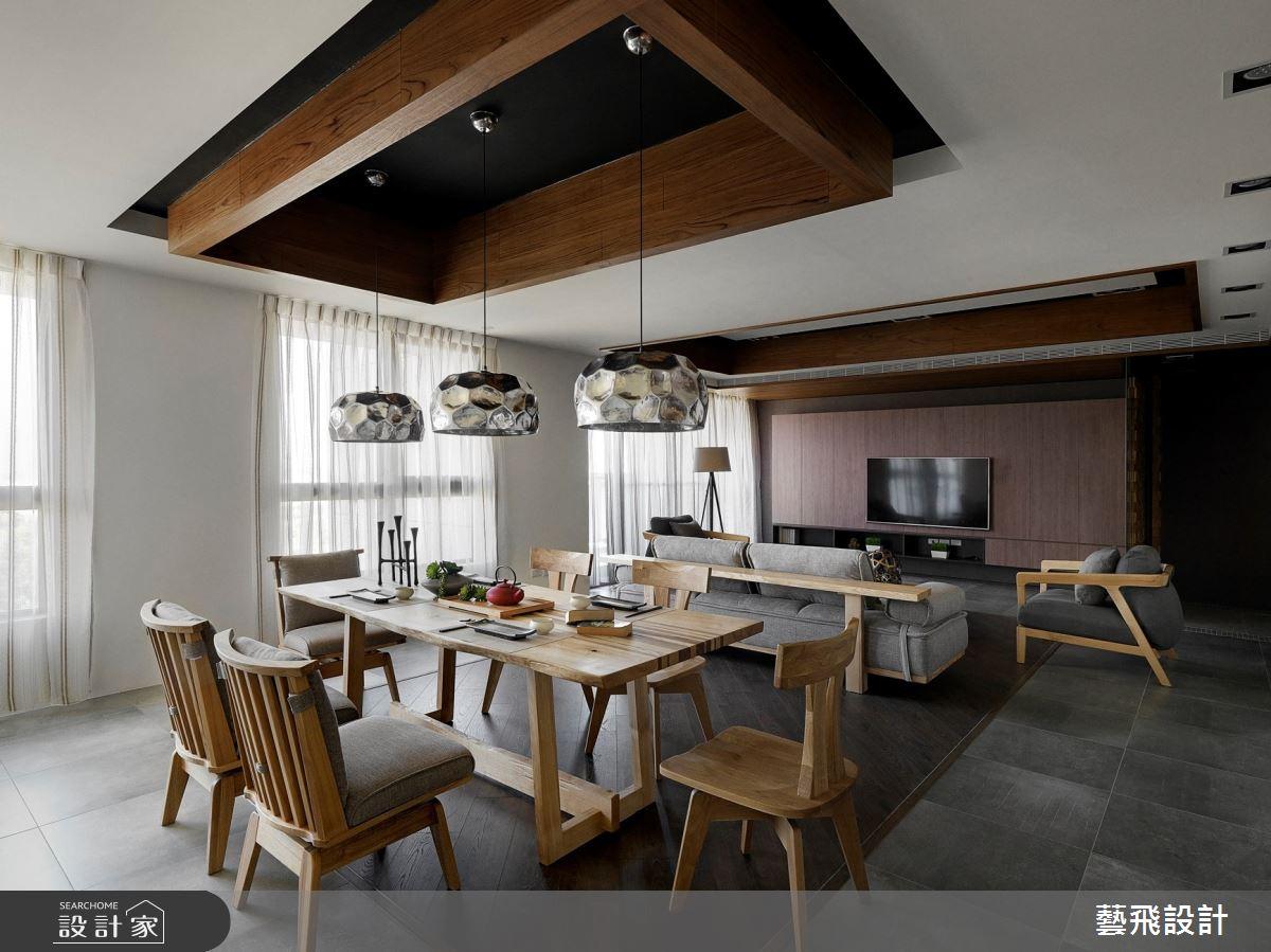 80坪新成屋(5年以下)_現代風案例圖片_藝飛室內設計有限公司_藝飛_05之3