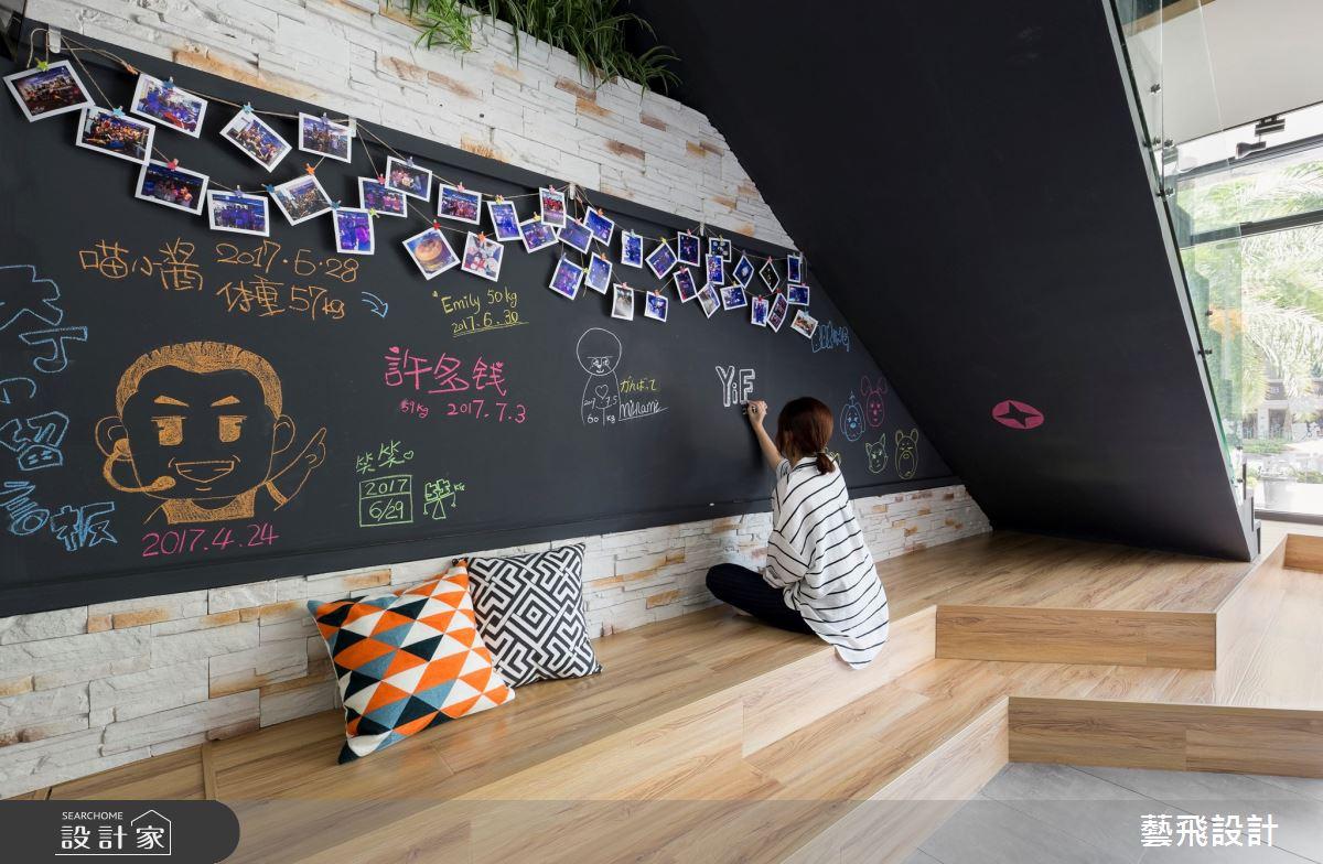 100坪新成屋(5年以下)_混搭風案例圖片_藝飛室內設計有限公司_藝飛_06之4