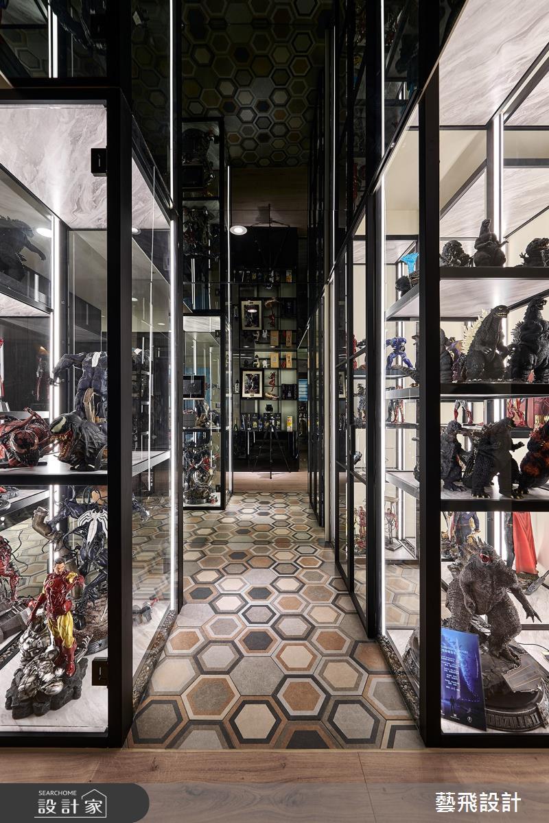 33坪新成屋(5年以下)_混搭風案例圖片_藝飛室內設計有限公司_藝飛_07之3