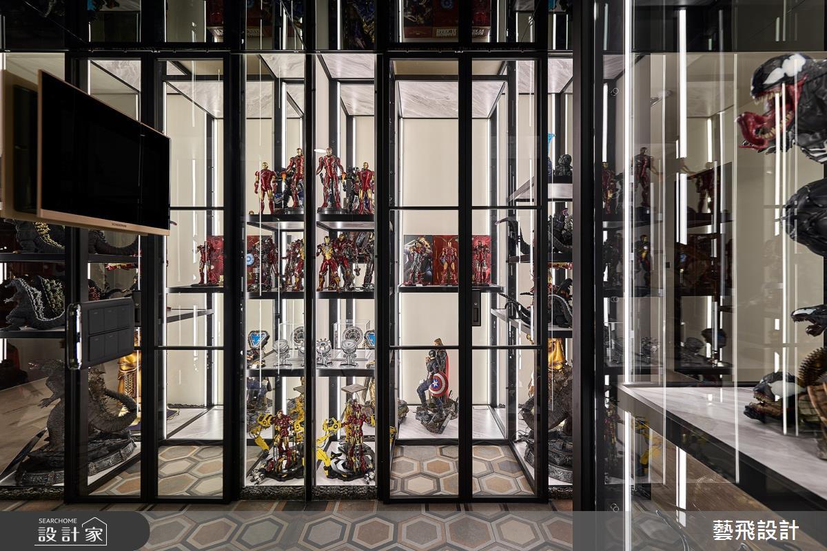 33坪新成屋(5年以下)_混搭風案例圖片_藝飛室內設計有限公司_藝飛_07之4