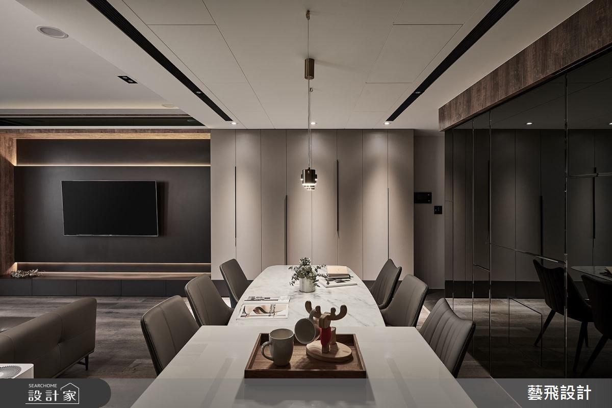 25坪新成屋(5年以下)_現代風案例圖片_藝飛室內設計有限公司_藝飛_10之6