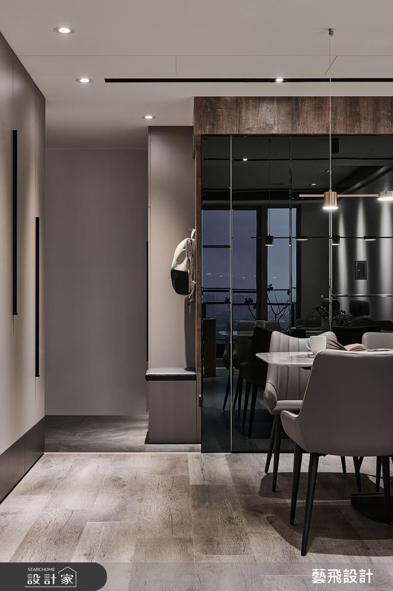 25坪新成屋(5年以下)_現代風案例圖片_藝飛室內設計有限公司_藝飛_10之10
