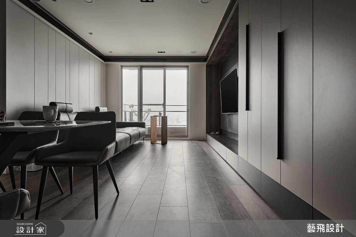 25坪新成屋(5年以下)_現代風案例圖片_藝飛室內設計有限公司_藝飛_10之4