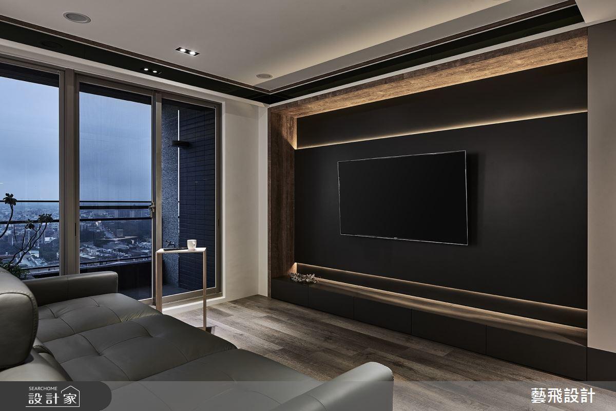 25坪新成屋(5年以下)_現代風案例圖片_藝飛室內設計有限公司_藝飛_10之5
