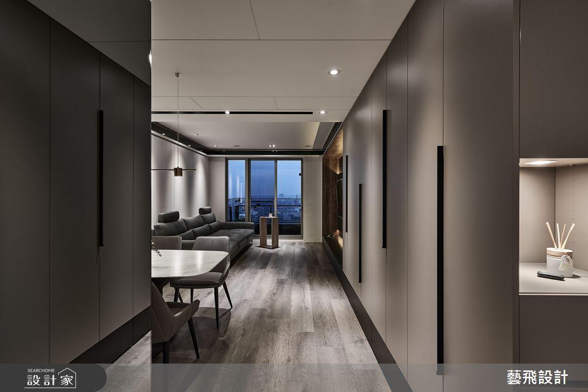 25坪新成屋(5年以下)_現代風案例圖片_藝飛室內設計有限公司_藝飛_10之2