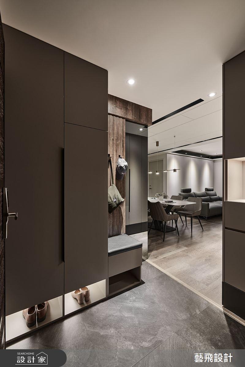 25坪新成屋(5年以下)_現代風案例圖片_藝飛室內設計有限公司_藝飛_10之1