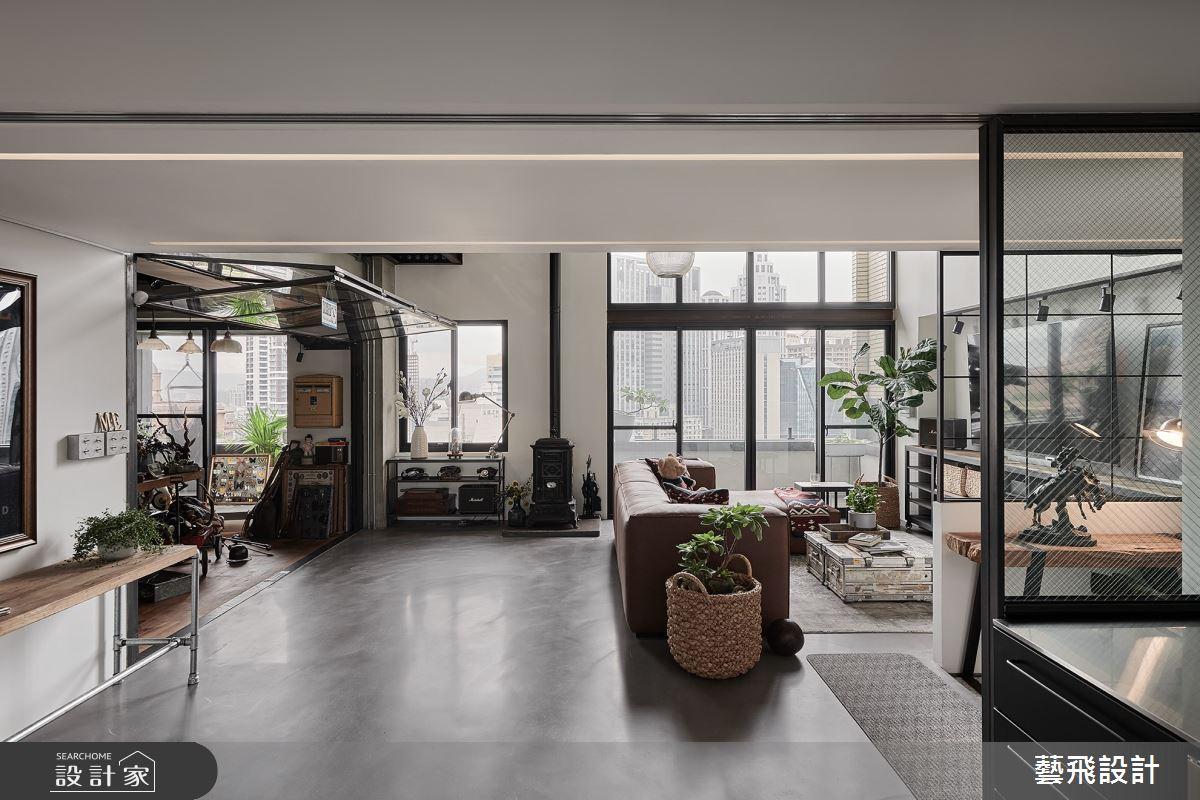 73坪老屋(16~30年)_美式風案例圖片_藝飛室內設計有限公司_藝飛_14之1