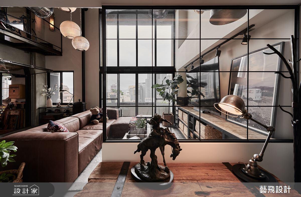 73坪老屋(16~30年)_美式風案例圖片_藝飛室內設計有限公司_藝飛_14之3