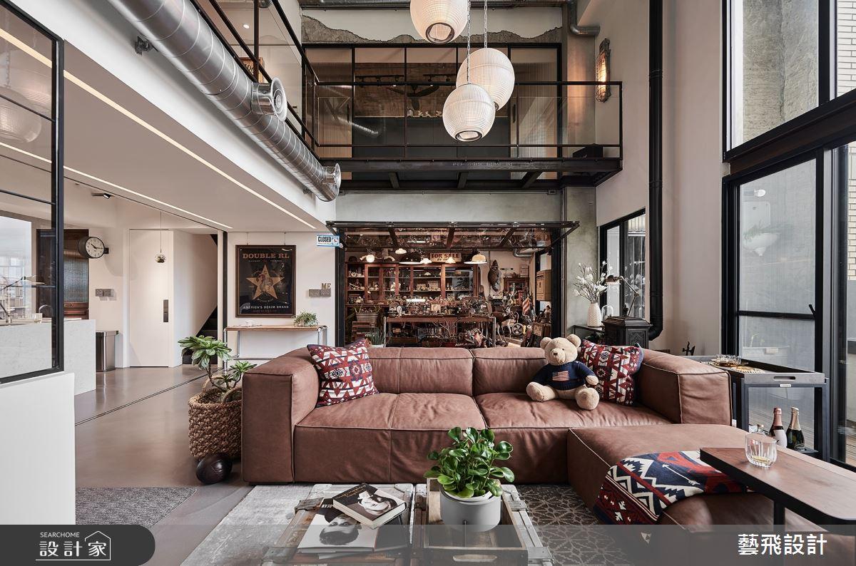 73坪老屋(16~30年)_工業風案例圖片_藝飛室內設計有限公司_藝飛_14之5