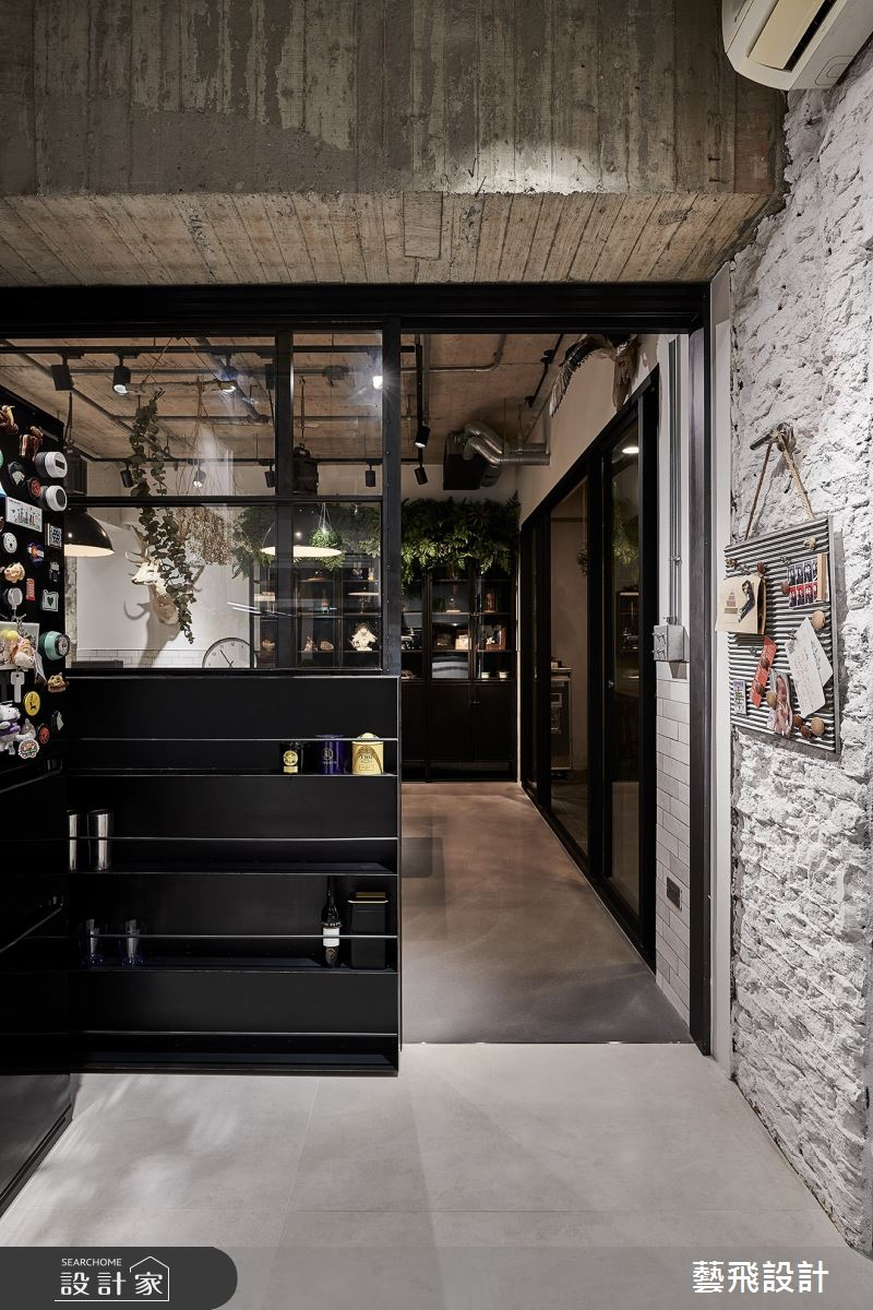 73坪老屋(16~30年)_工業風案例圖片_藝飛室內設計有限公司_藝飛_14之31