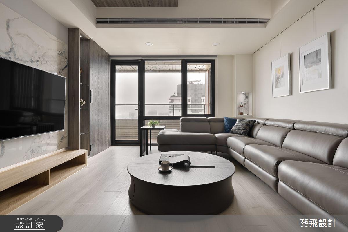 25坪新成屋(5年以下)_現代風案例圖片_藝飛室內設計有限公司_藝飛_15之1