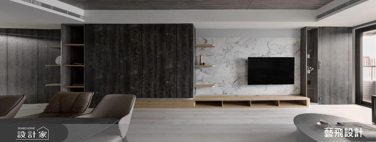 25坪新成屋(5年以下)_現代風案例圖片_藝飛室內設計有限公司_藝飛_15之2