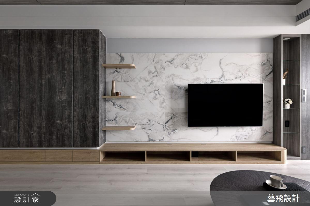 25坪新成屋(5年以下)_現代風案例圖片_藝飛室內設計有限公司_藝飛_15之3