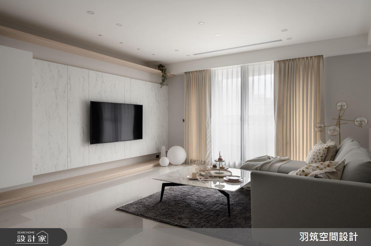44坪新成屋(5年以下)_北歐風案例圖片_羽筑空間設計_羽筑_15之3