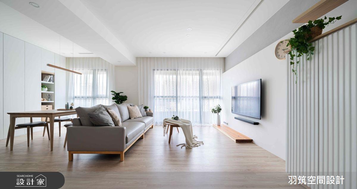 31坪新成屋(5年以下)_日式無印風案例圖片_羽筑空間設計_羽筑_16之4
