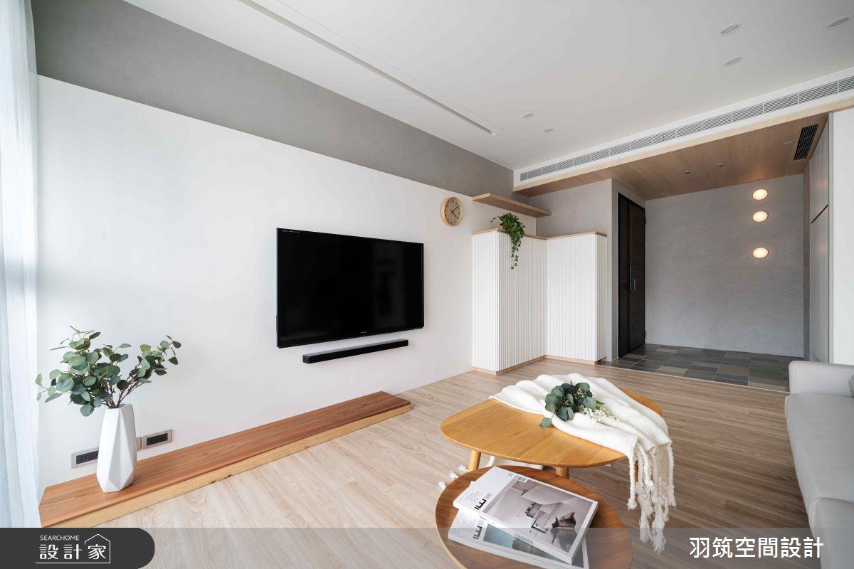 31坪新成屋(5年以下)_日式無印風案例圖片_羽筑空間設計_羽筑_16之7
