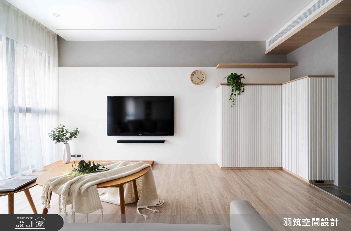 31坪新成屋(5年以下)_日式無印風案例圖片_羽筑空間設計_羽筑_16之8