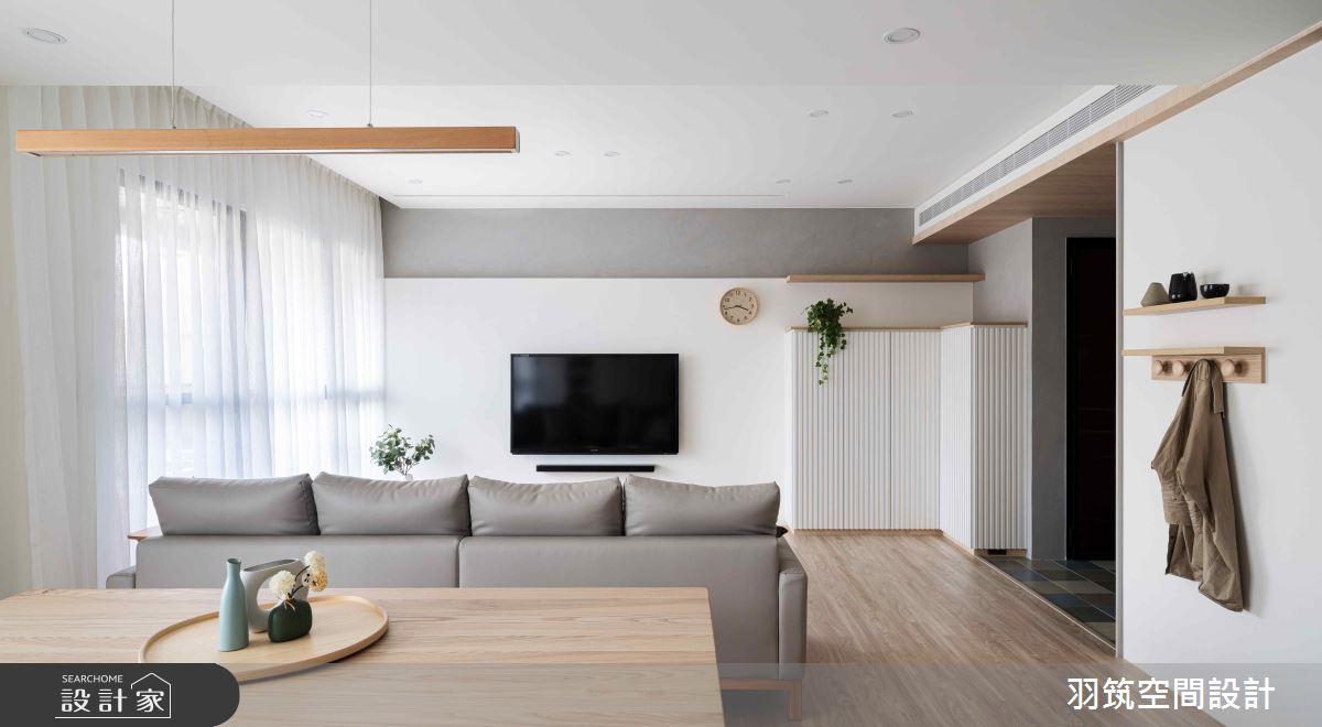 31坪新成屋(5年以下)_日式無印風案例圖片_羽筑空間設計_羽筑_16之10