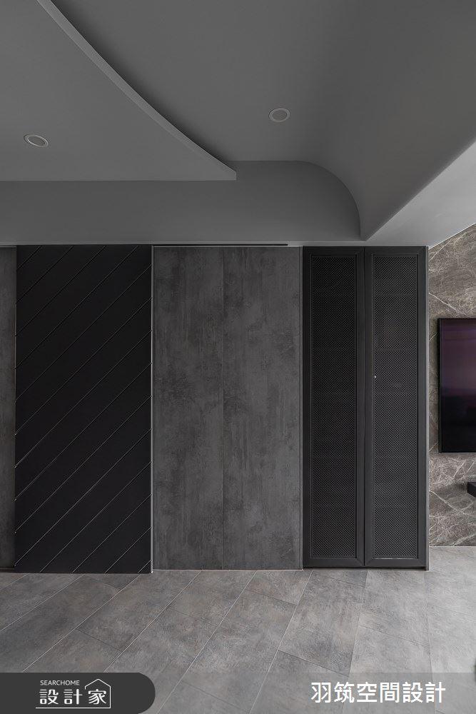 27坪中古屋(5~15年)_現代風案例圖片_羽筑空間設計_羽筑_20之13
