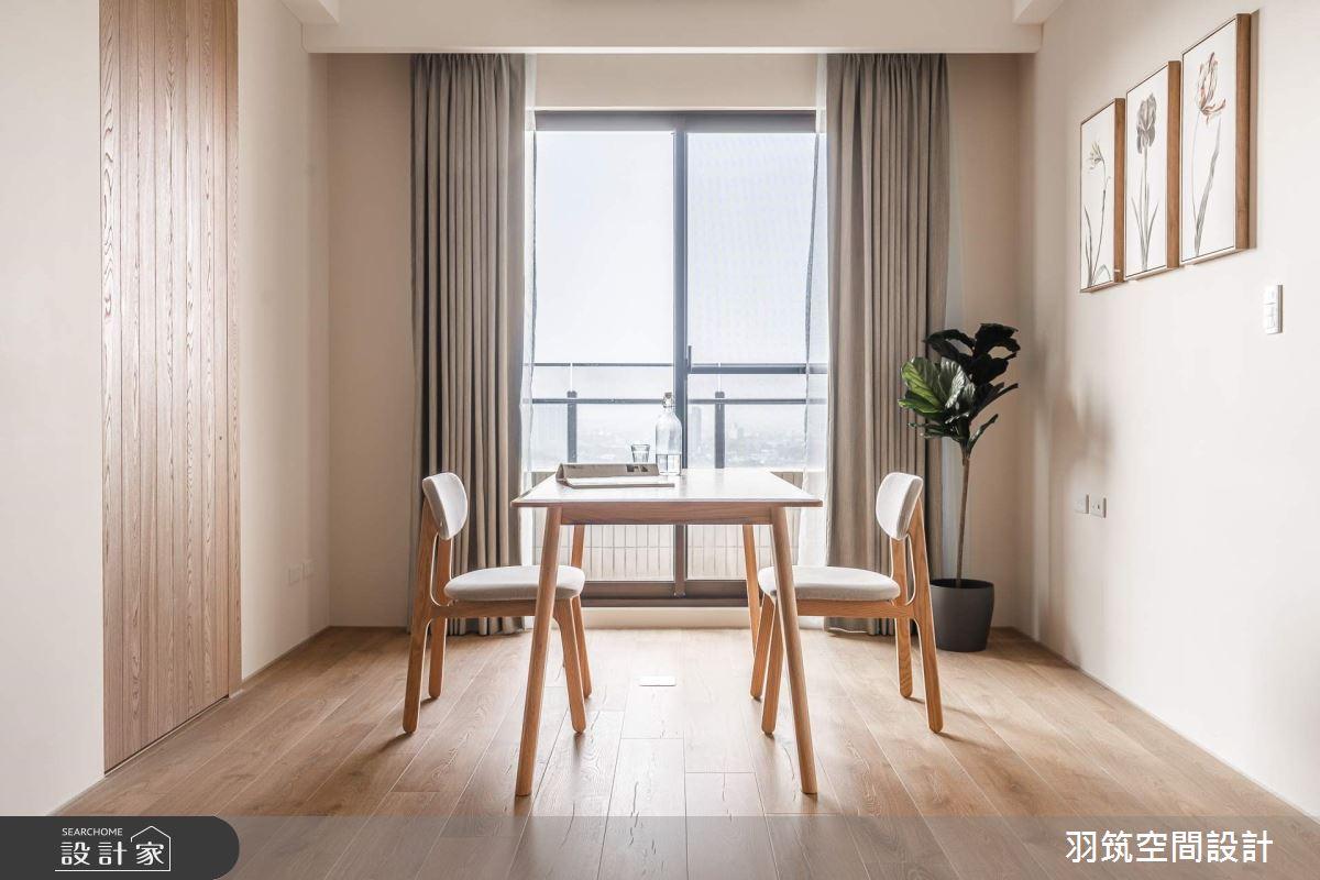 20坪新成屋(5年以下)_日式無印風案例圖片_羽筑空間設計_羽筑_21之4