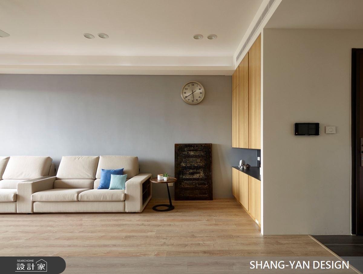 30坪新成屋(5年以下)_北歐風案例圖片_上硯空間建築_上硯_日光‧場域之3